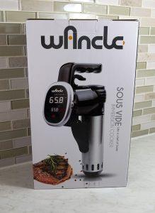 appareil de cuisson sous vide Wancle